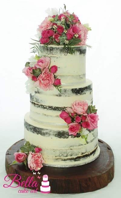 why is wedding cake tiered semi three tier wedding cake 27472