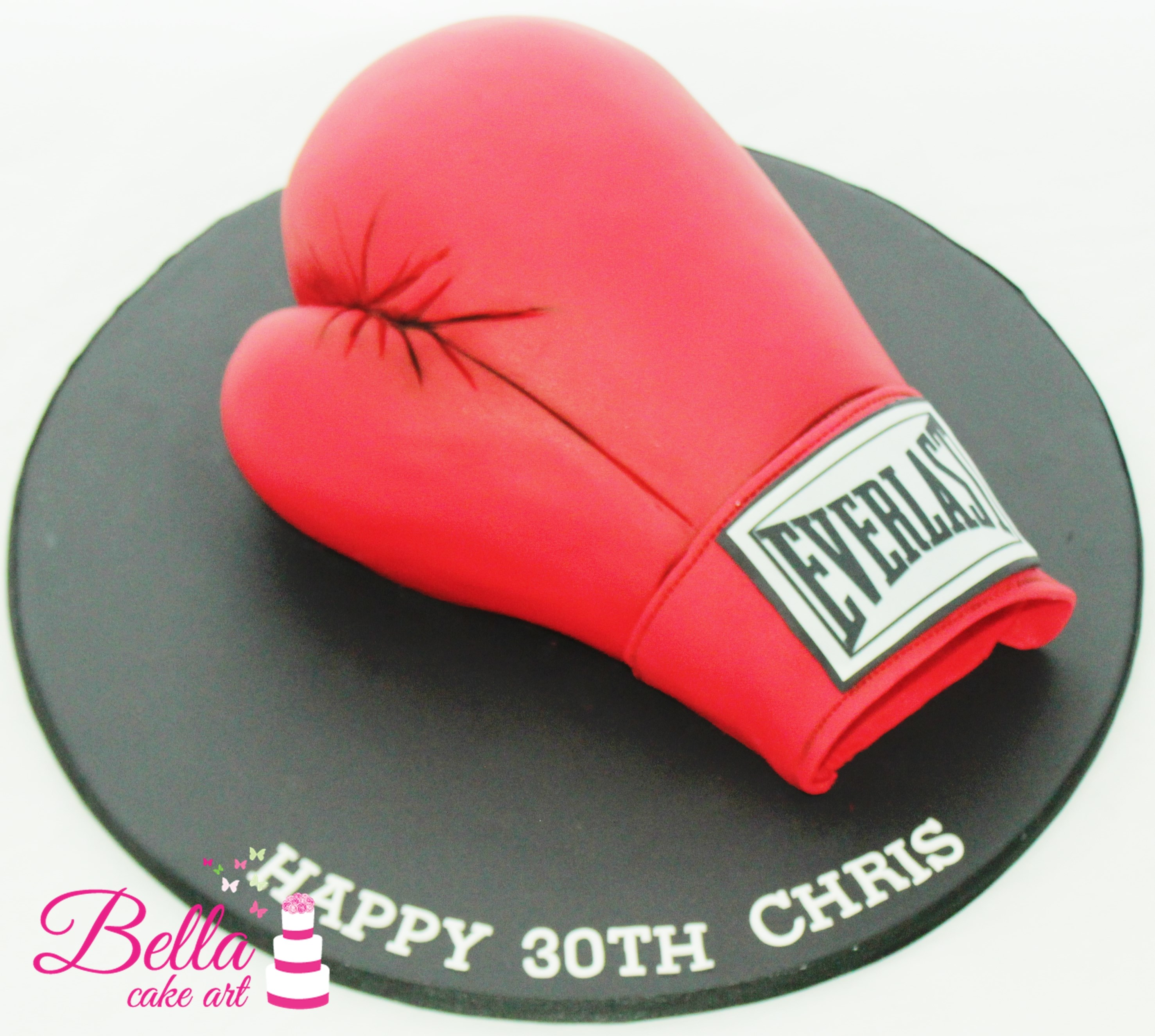 Pleasant Boxing Glove Funny Birthday Cards Online Hendilapandamsfinfo