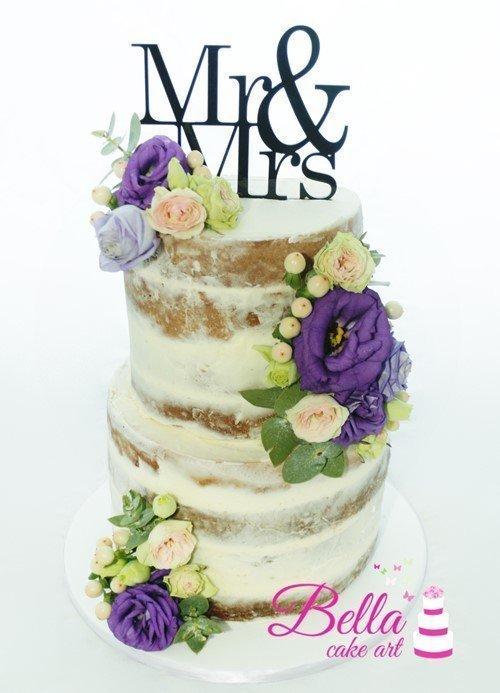 Mr And Mrs Cake Pops